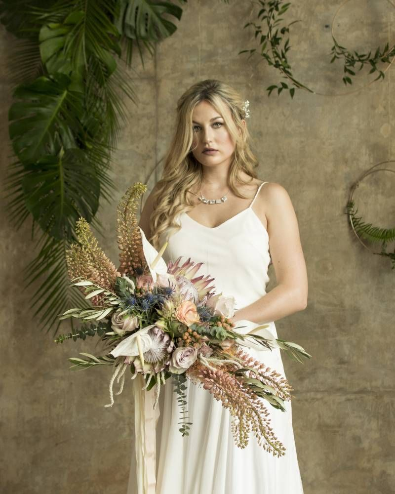 Wedding Flowers Vancouver Bc: Romantic Stylized Bridal Inspiration Shoot From Vancouver