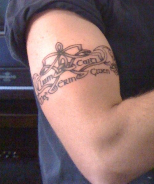 Celtic Arm Band Band Tattoo Designs Arm Band Tattoo Band Tattoo