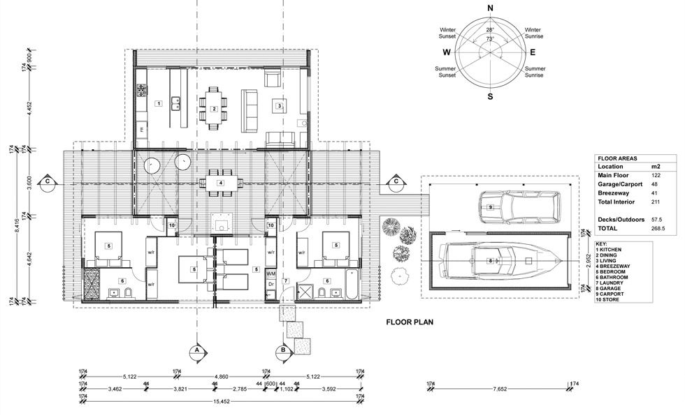 A Bit Of Dirt In The Right Place And This Could Be Mine Breezeway House Plans How To Plan