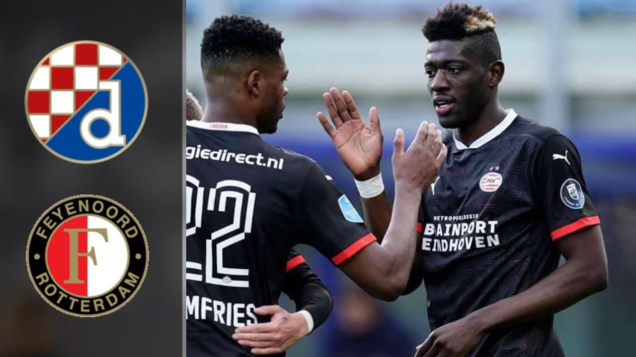 Dinamo Zagreb Vs Feyenoord Dinamozagreb Feyenoord Match Highlights Match Highlights Football Highlight Match