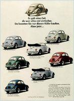 Anzeige: Käfer 1500 Cabriolet (1966 – 1970)