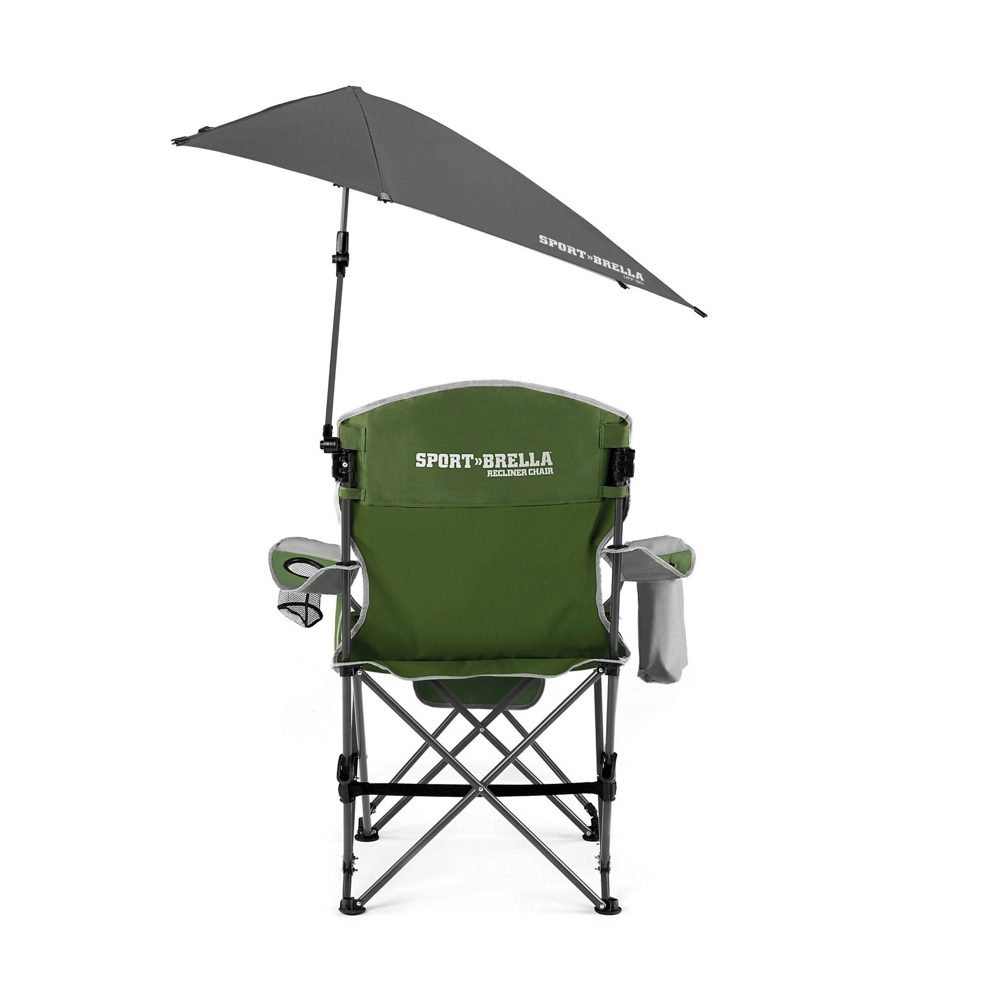 Fine Sport Brella Portable Recliner Chair Moss Green Green Gmtry Best Dining Table And Chair Ideas Images Gmtryco