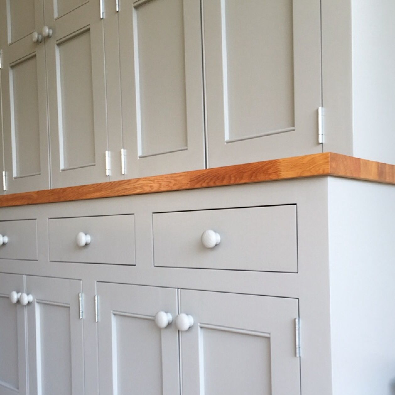 Best Kitchen Dresser By Ross Trent Cabinet Maker Painted In 400 x 300