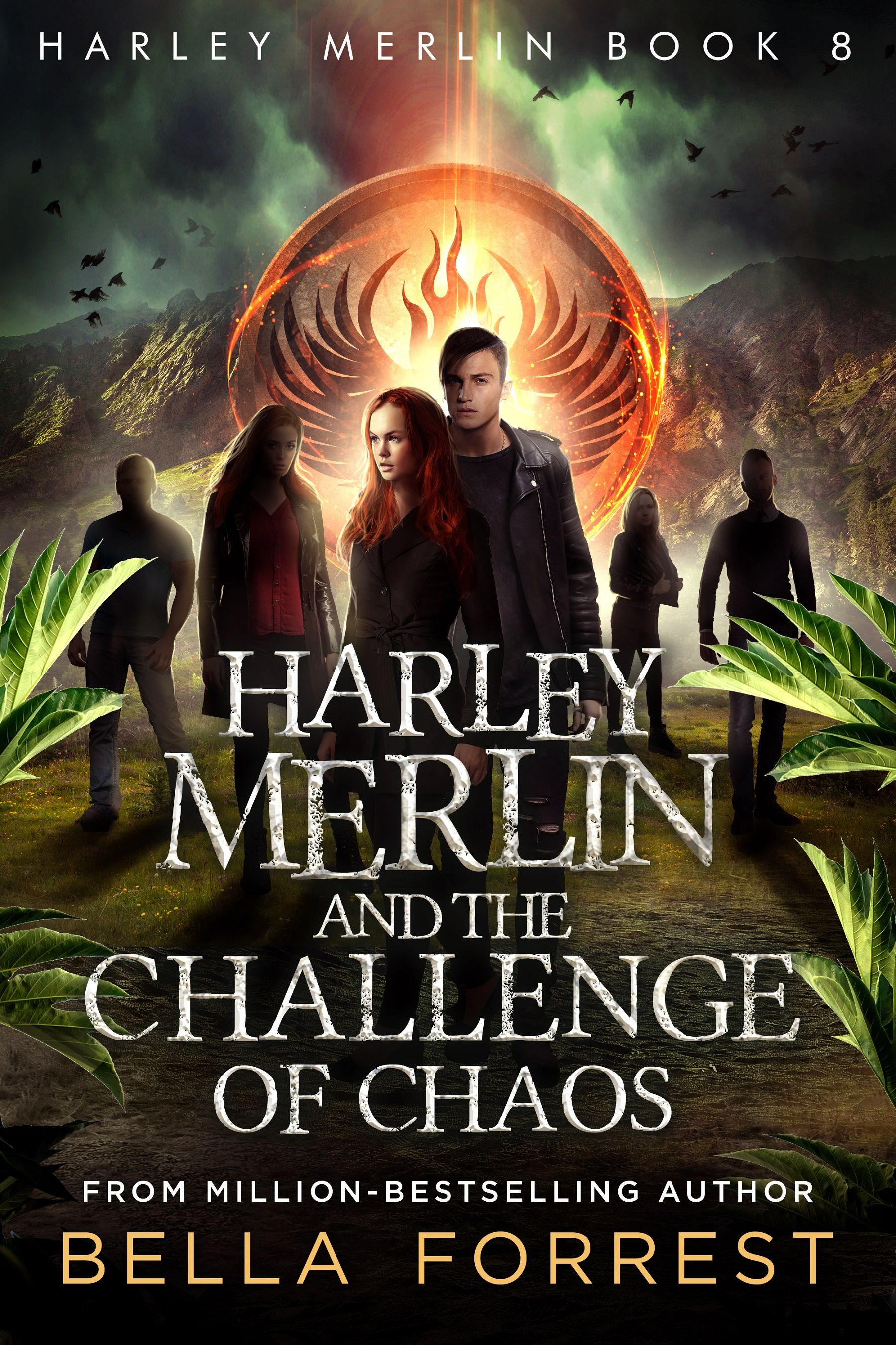 Harley Merlin And The Challenge Of Chaos Book 8 Ebook Viewbook