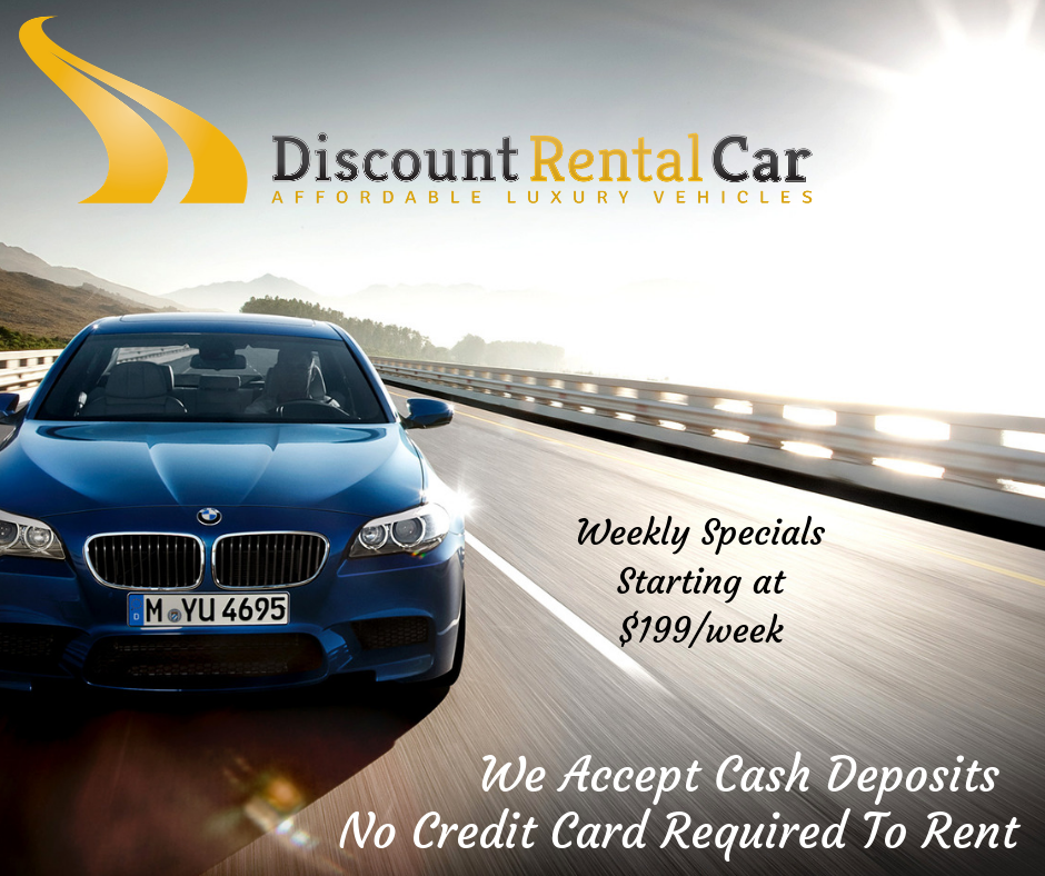 Discount Rental Car 2305 E Sahara Ave Suite B Las Vegas NV