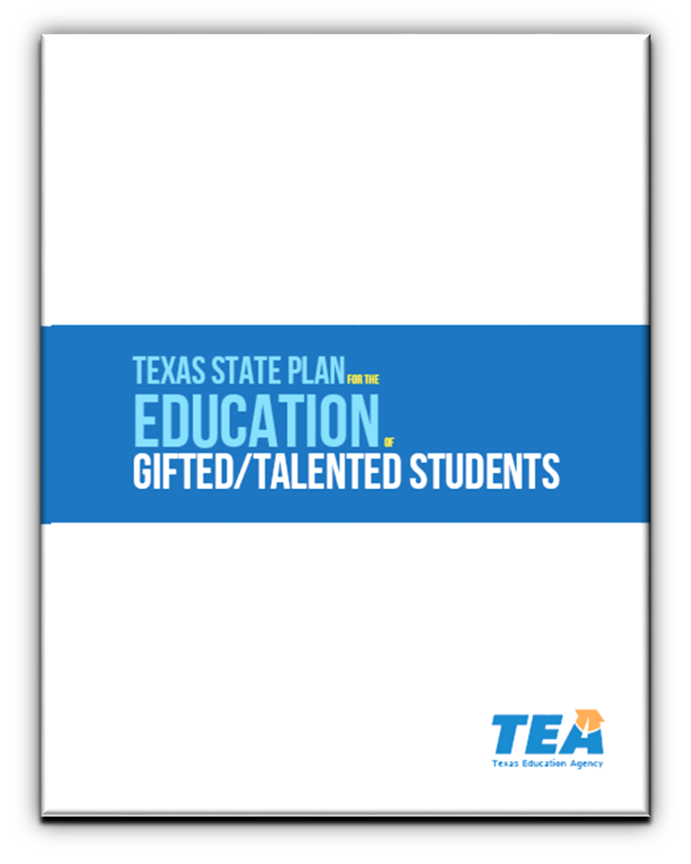 Texas State Gifted and Talented Plan