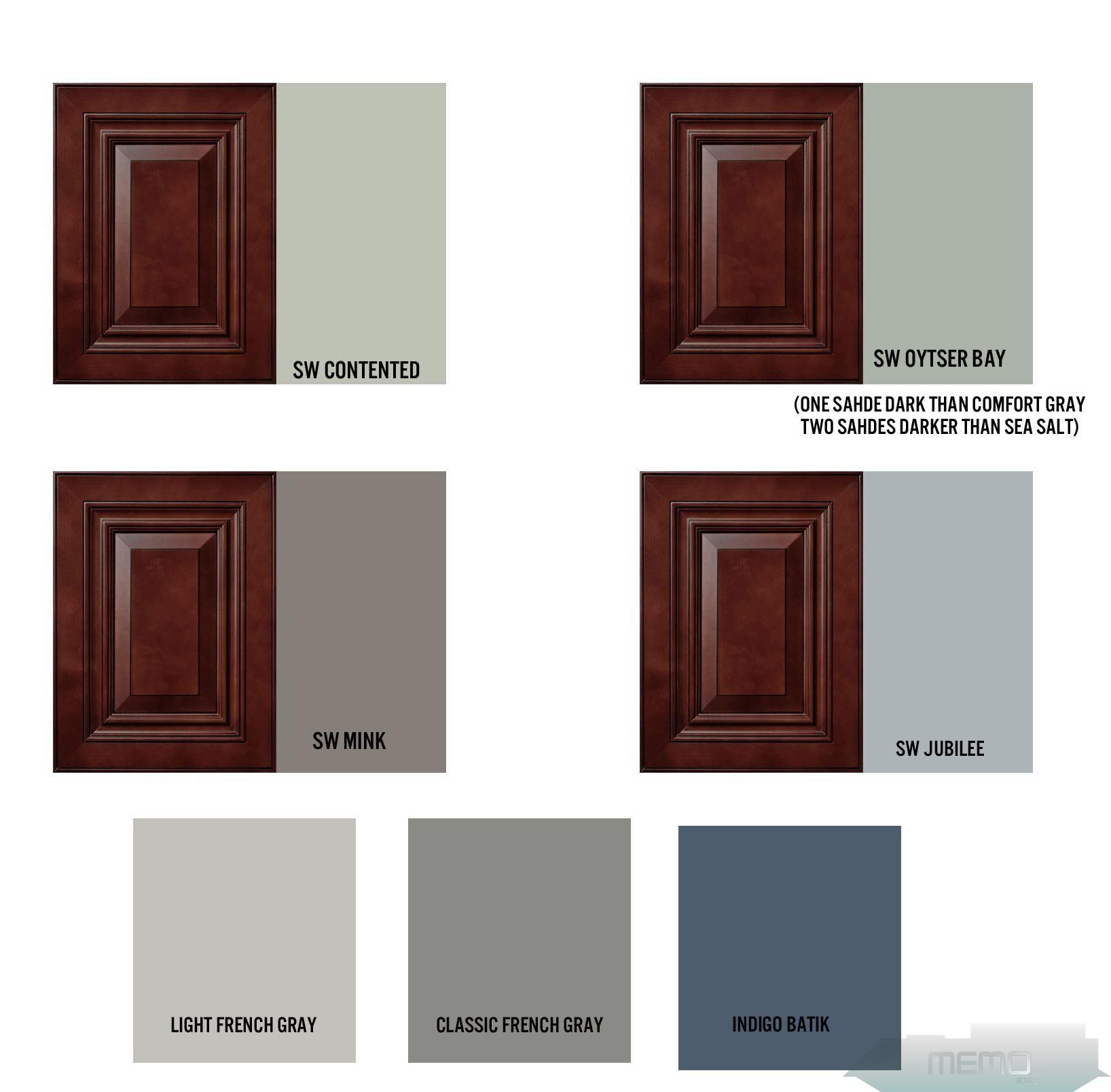 Jul 30 2015 Paint Colors For Cherry Cabinet Kitchen And Combined Living Room Www In 2020 Kitchen Paint Colors With Cherry Cherry Wood Kitchens Kitchen Wall Colors