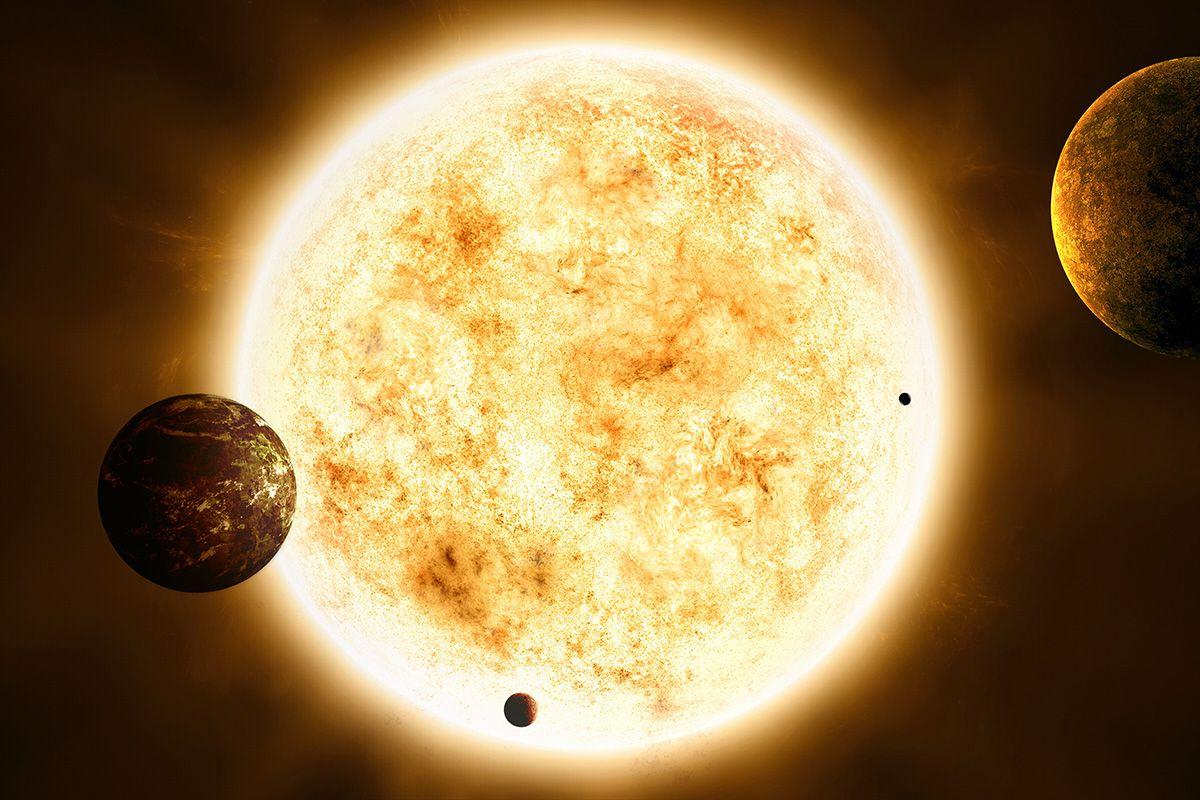 волконский, солнце с разных точек солнечной системы фото кальянов