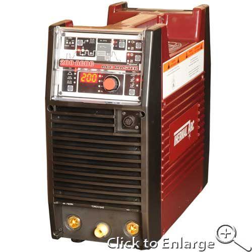 Thermal-Arc 200 AC DC Tig Welder This Superb 240v AC DC 200amp Tig - aluminum tig welder sample resume