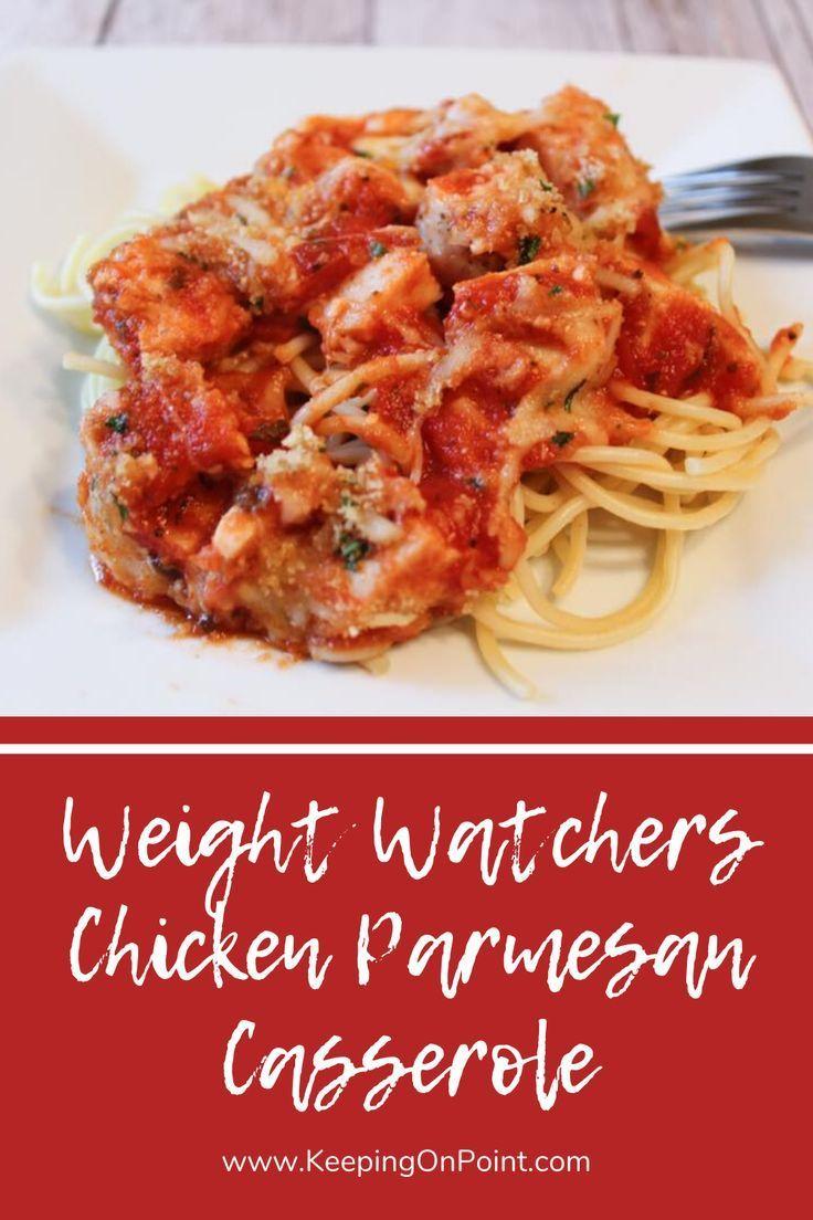 Photo of Chicken Parmesan Casserole