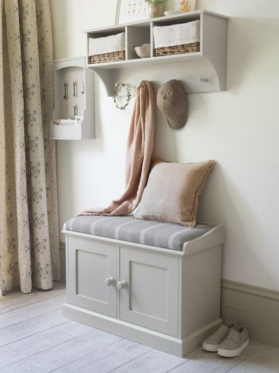 Double Storage Bench   The Dormy House