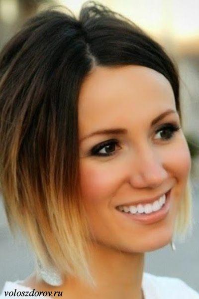 Фото омбре на волосах | Омбре, Волосы, Окрашивание волос