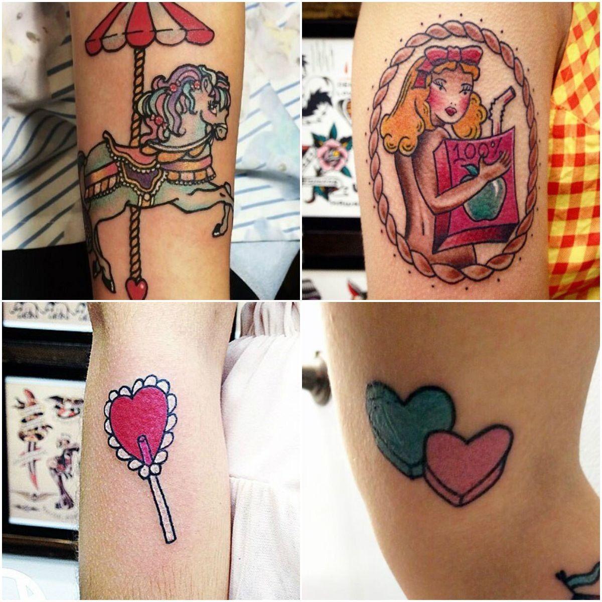 Melanie Martinez Tattoos Melanie Martinez Crybaby Melanie Martinez Cry Baby Tattoo