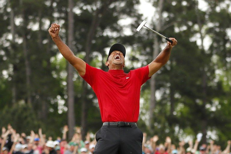 Ftr Tiger Woods Earned 2 Million For The Victory Sign Your Child Up Today To Learn Golf At Www Culturallsports Org Tiger Woods Golf Digest Play Golf