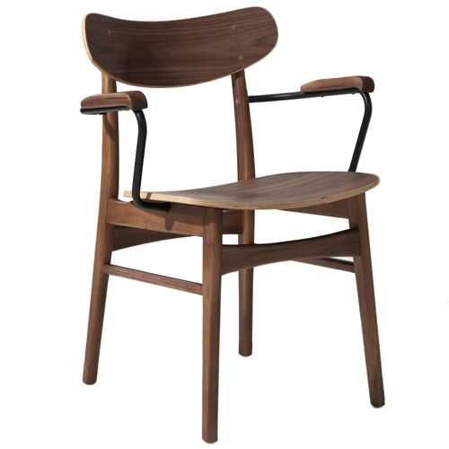 Harald Arm Chair Modern Dining Chairs Dining Chairs Chair Design