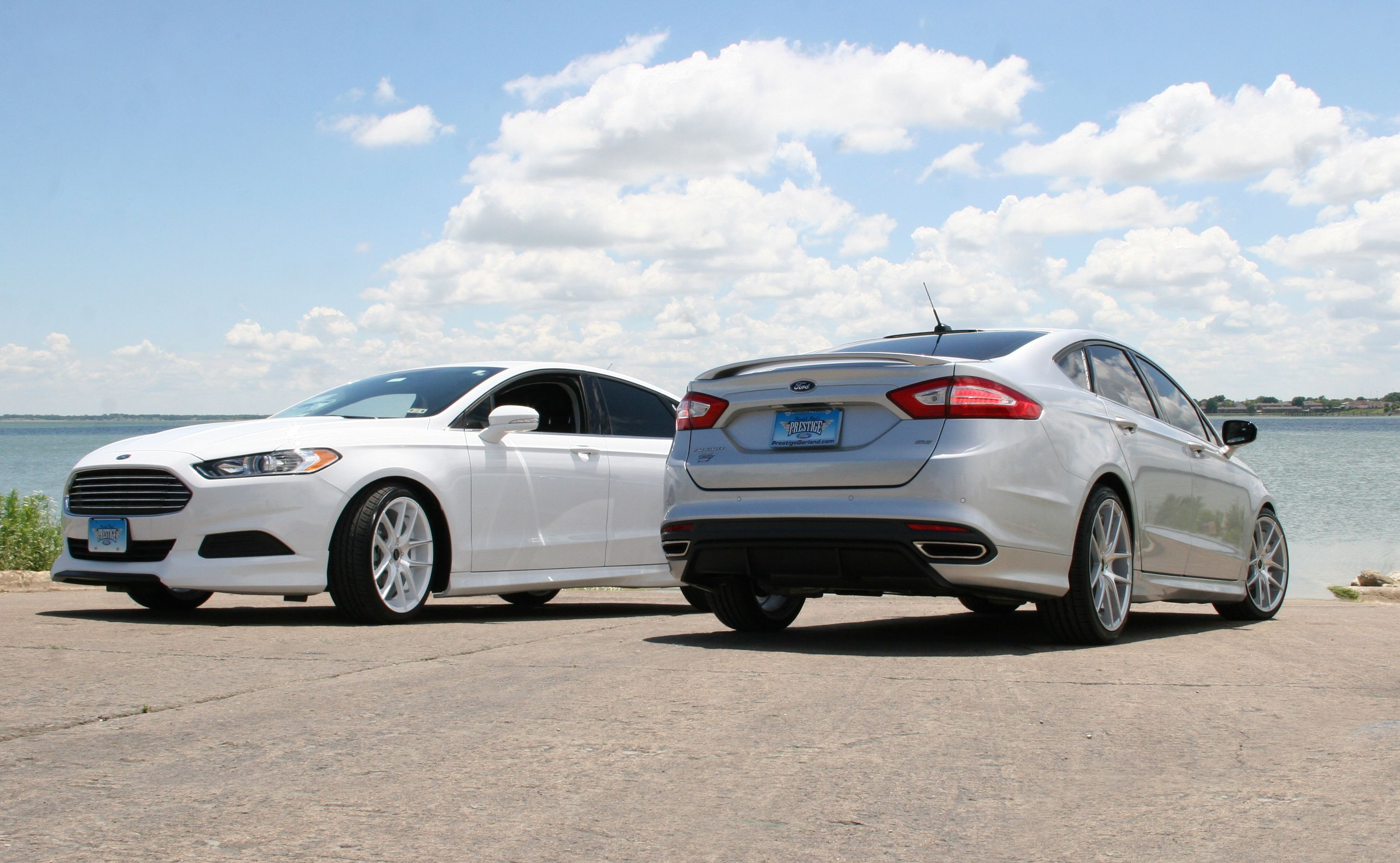 Rad Rides Can Make Your Ford Fusion Even Sweeter Then It Already
