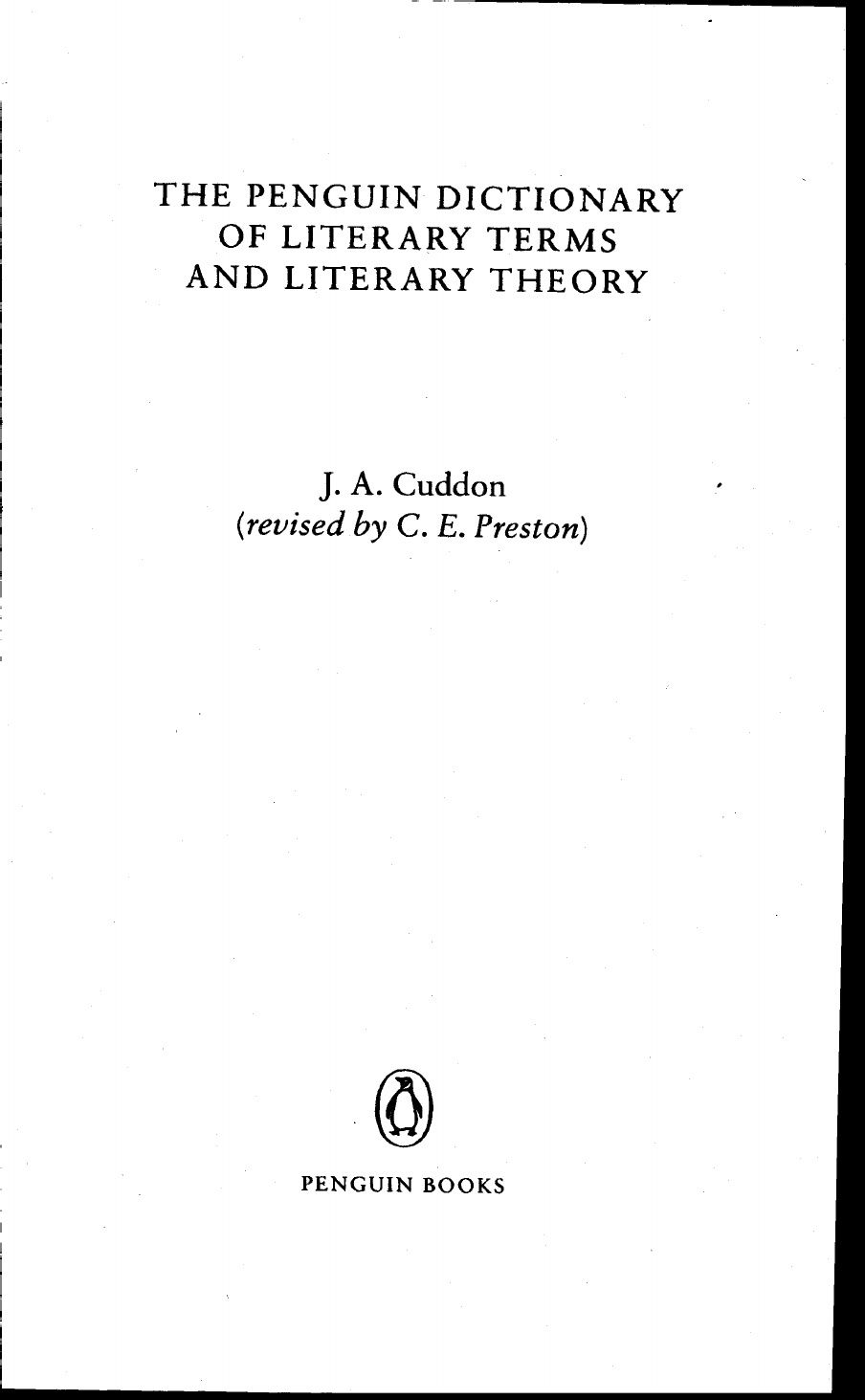 the relic john donne summary and critical analysis clasica j a cuddon english penguin dictionary of literary terms and literary theory pdf aryan