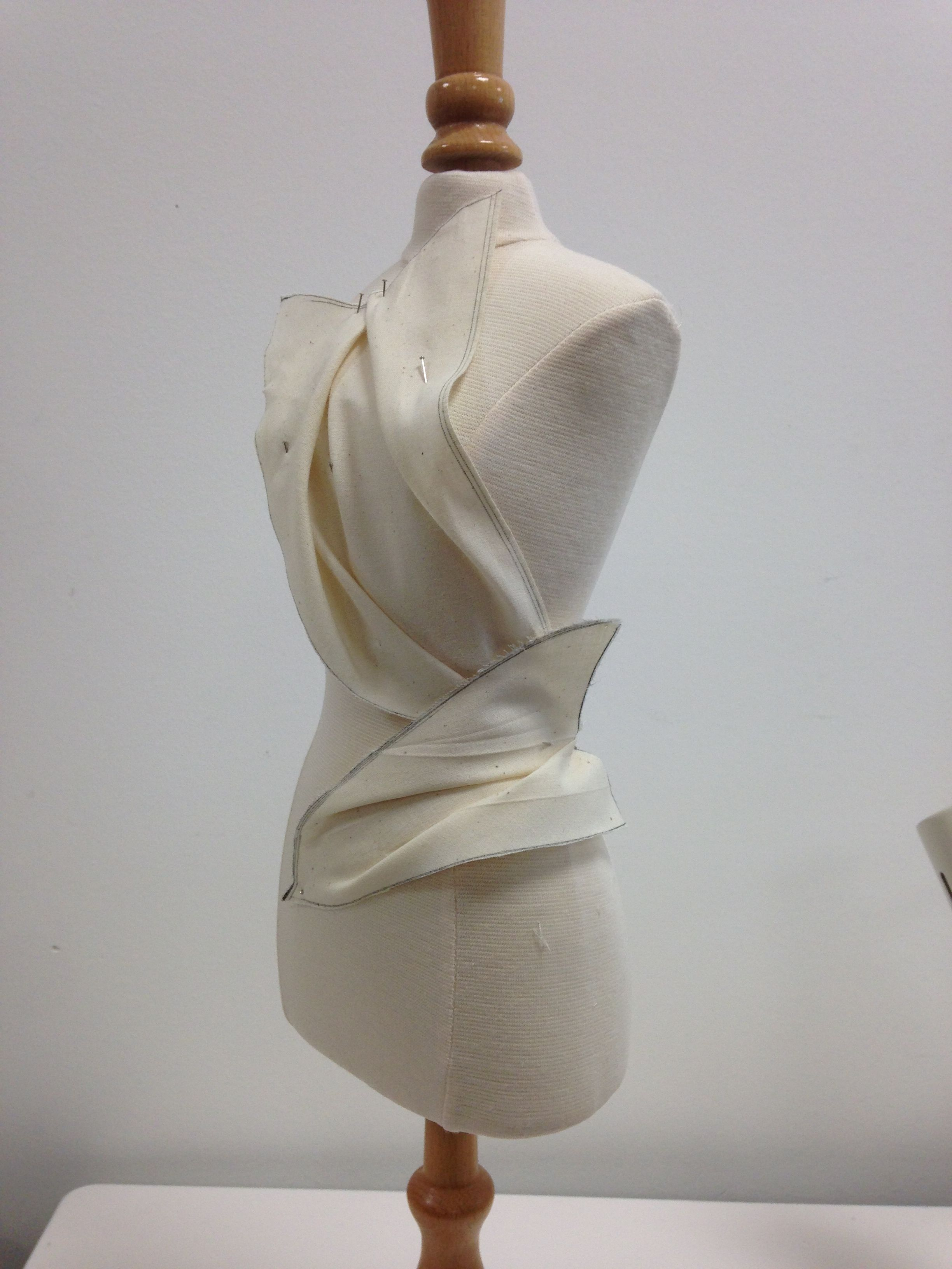 What Is Draping In Fashion Design