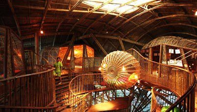 Koh Kood e la biblioteca di bambù