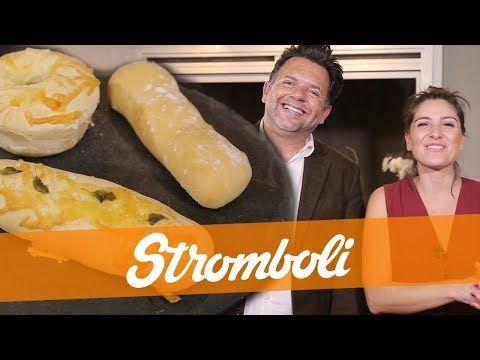 Stromboli Receita Do Bake Off Brasil Youtube Com Imagens