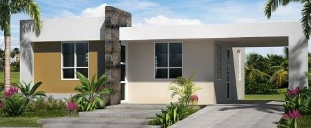 planos de casas modernas en puerto rico