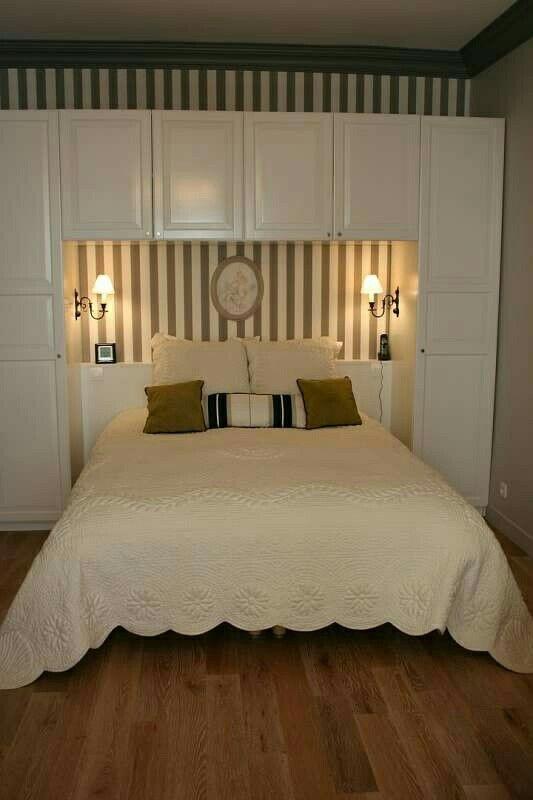 Como amueblar un cuarto pequeño Ahorra espacios | Ideas para el ...
