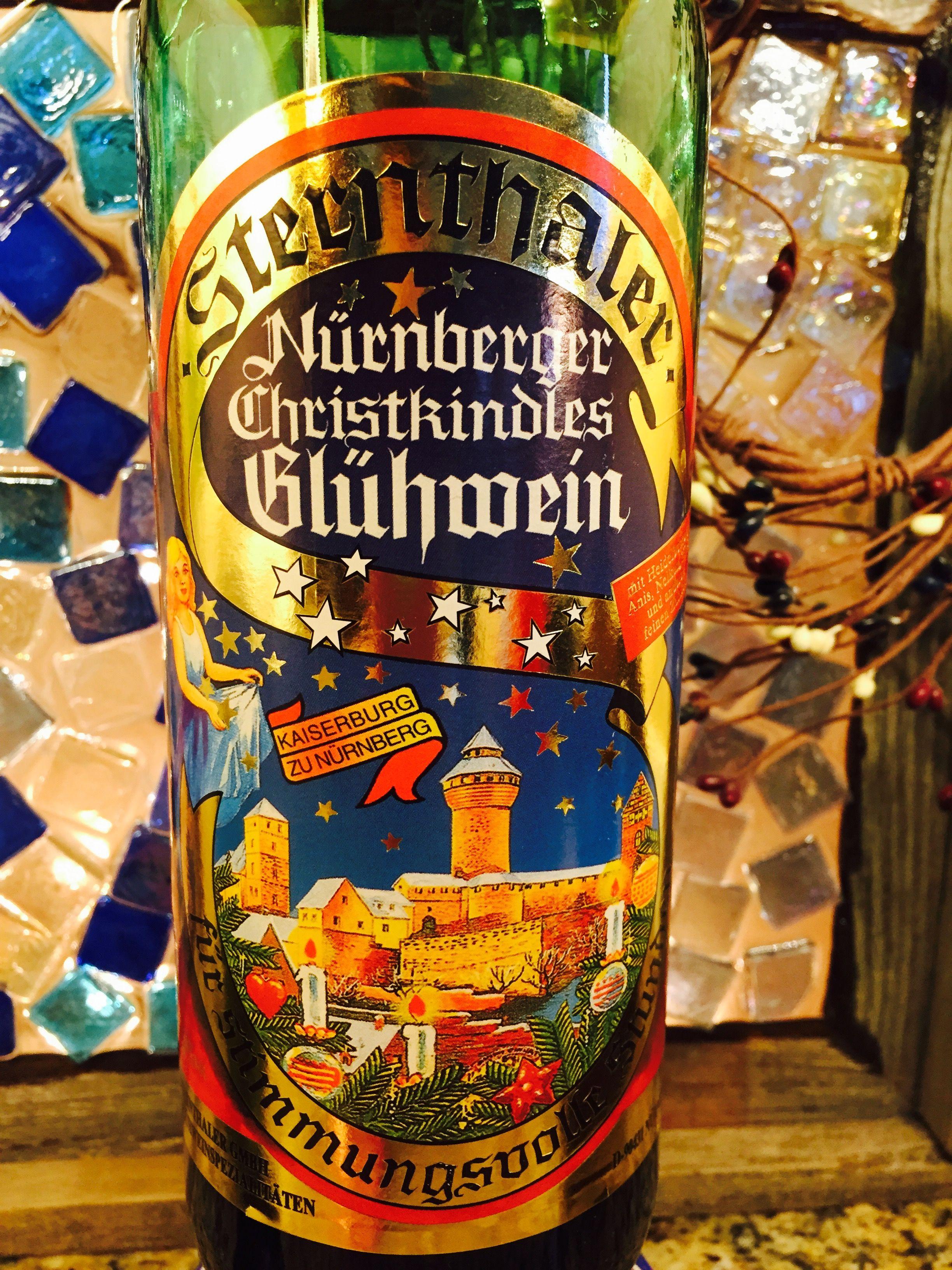 Glühwein Nürnberg