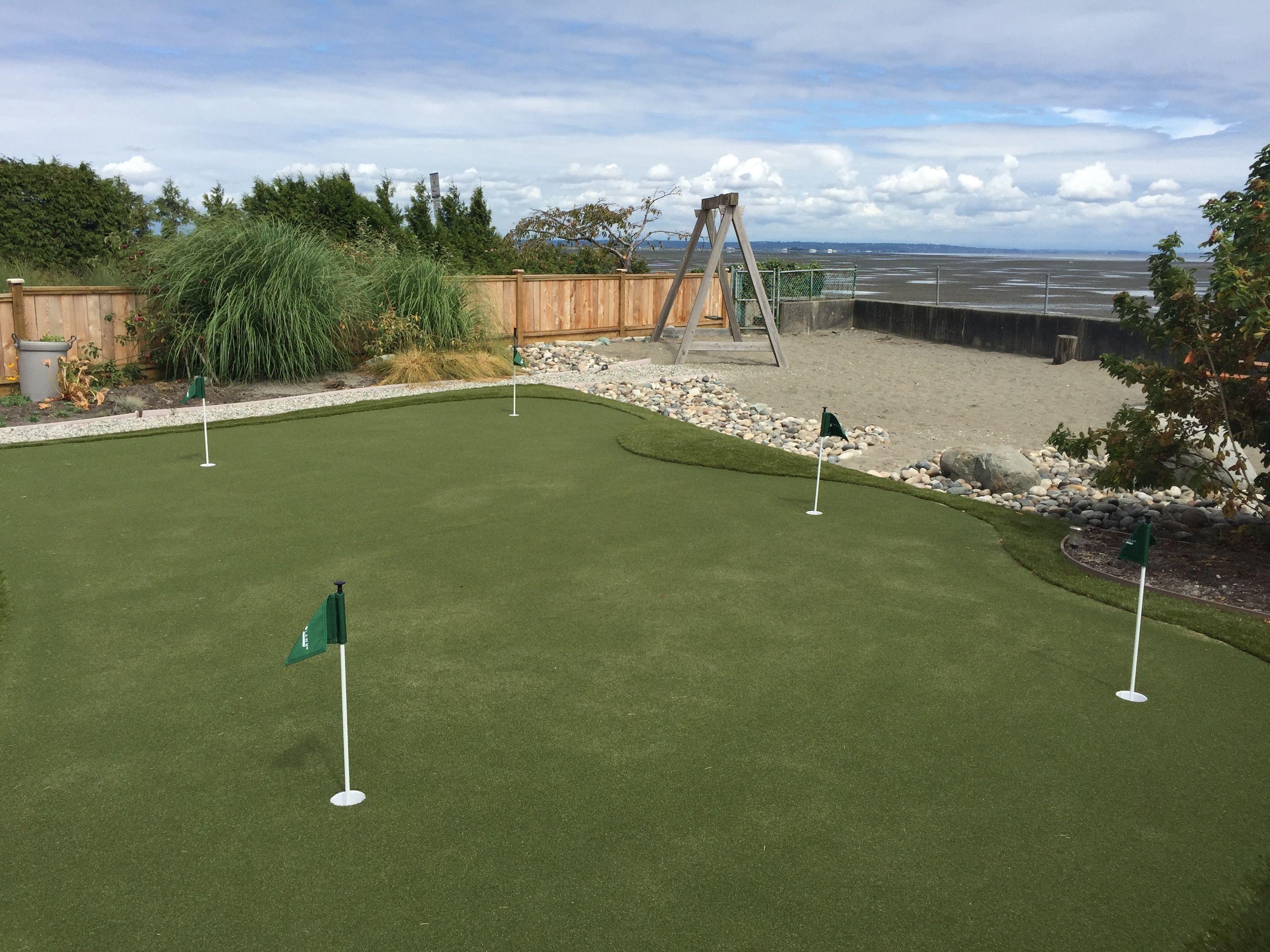 Pin by SYNLawn West Coast on Golf Putting Greens | Golf ...