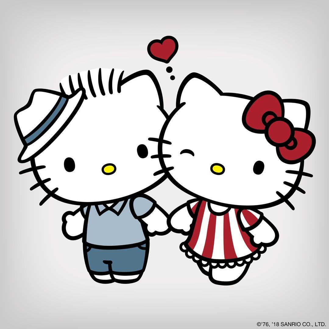 Hello Kitty On Instagram Day Hellokitty Deardaniel Valentinesday Hello Kitty Coloring Hello Kitty Backgrounds Hello Kitty Pictures