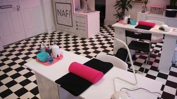small nail salon design ideas google search - Nail Salon Interior Design Ideas