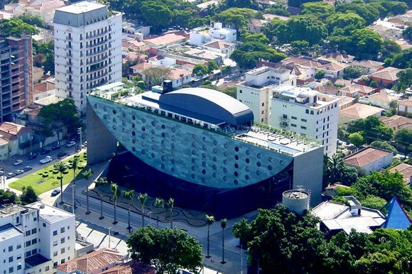 Hotel Unique Brazil Link In Sao Paulo Is One Of The Best Hotels