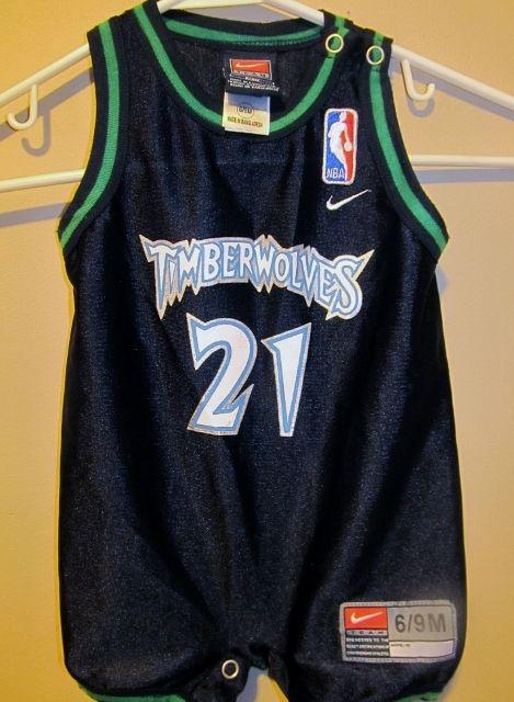 63a992695e17 Nike Kevin Garnett - Minnesota Timberwolves Jersey
