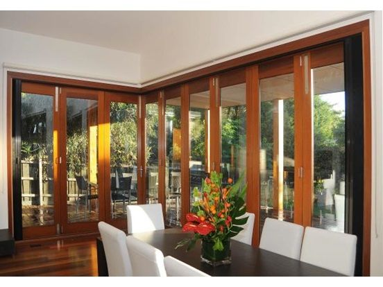 Timber Bi-Fold Doors   Patio Doors & Timber Bi-Fold Doors   Patio Doors   Stegbar Doors   Our future home ...