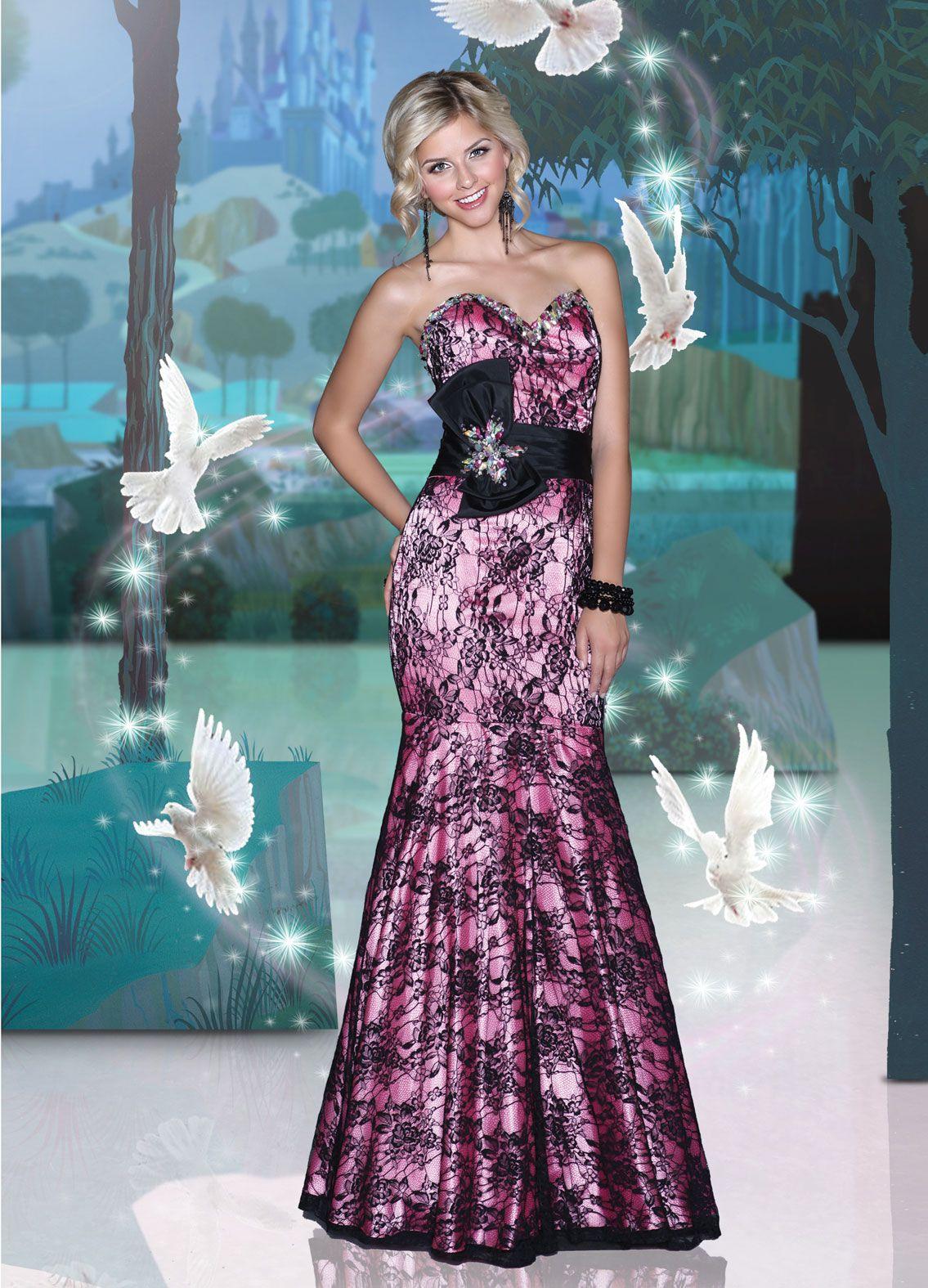 Disney Forever Enchanted Prom Dresses xciteprom.com | Prom Dresses ...