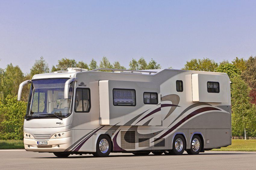 Vario Perfect 1200 Platinum EUR 1.100.000 Motor Homes