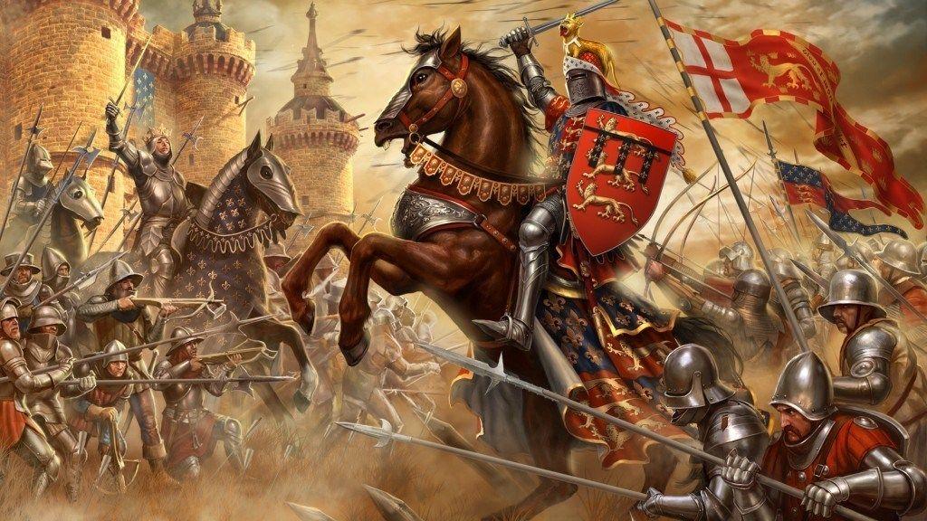Ponemos nombre a los creadores del mito de la Edad Media como «Edad Oscura»