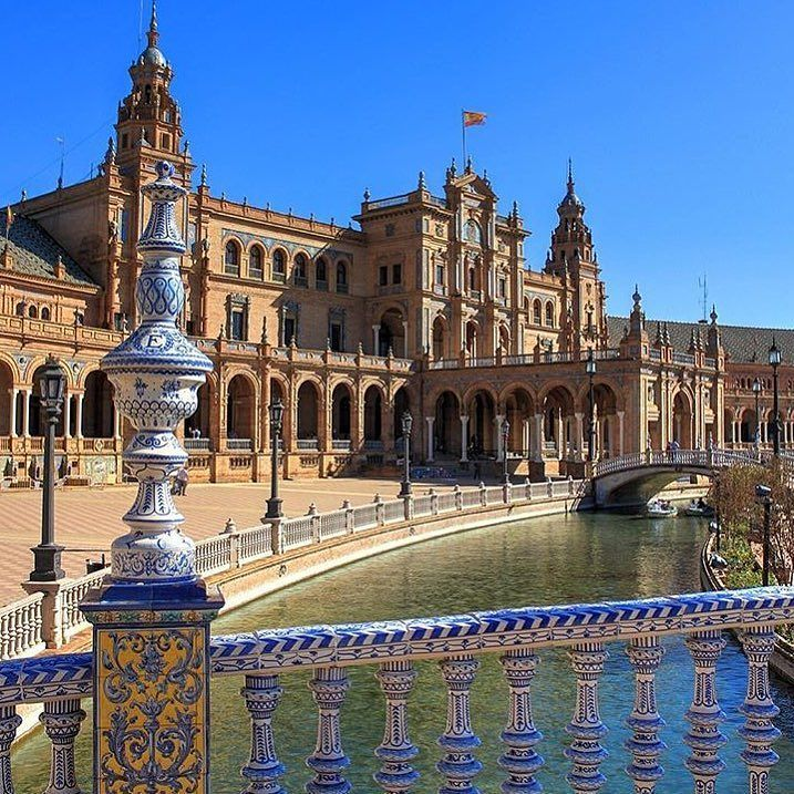 Stamp 424 spain the must see city in espaa sevilla is easily stamp 424 spain the must see city in espaa sevilla is easily one of the prettiest cities in spain and should not be missed when you find yourself on solutioingenieria Choice Image
