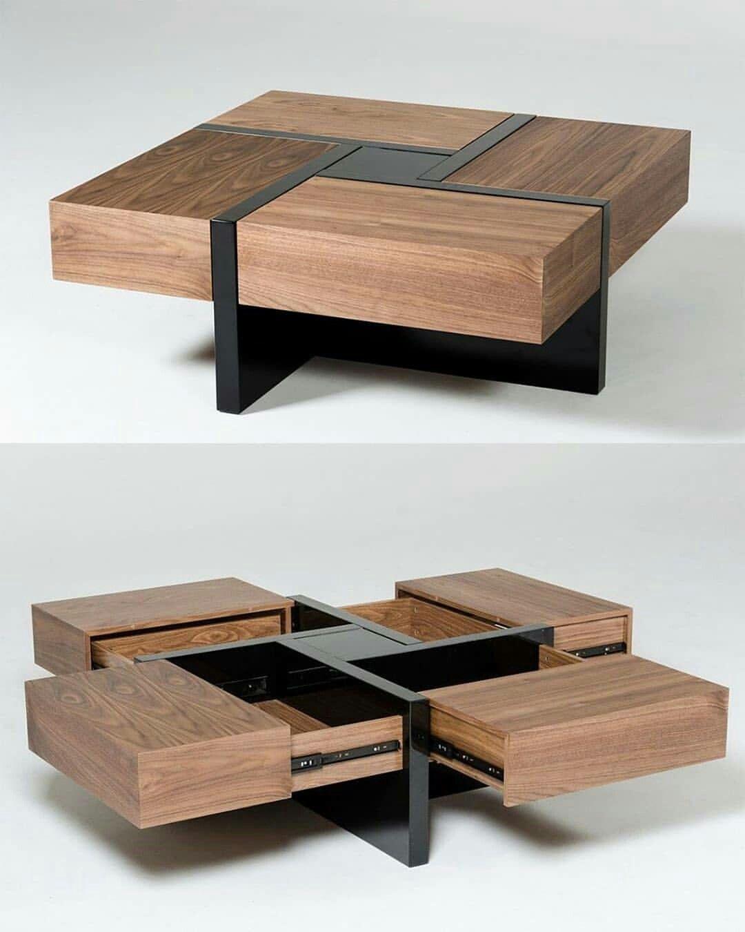 Pin By Kudiratsunmonu On Deco Tea Table Design Modern Square Coffee Table Coffee Table Design Modern [ 1350 x 1080 Pixel ]