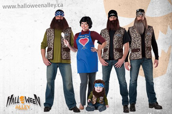 Awe look at that tiny Willie Robertson costume! #duckdynasty #halloween #canada & Awe look at that tiny Willie Robertson costume! #duckdynasty ...
