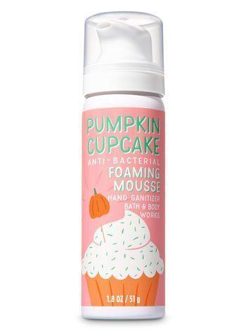 Pumpkin Cupcake Foaming Hand Sanitizer Bath And Body Works Bath