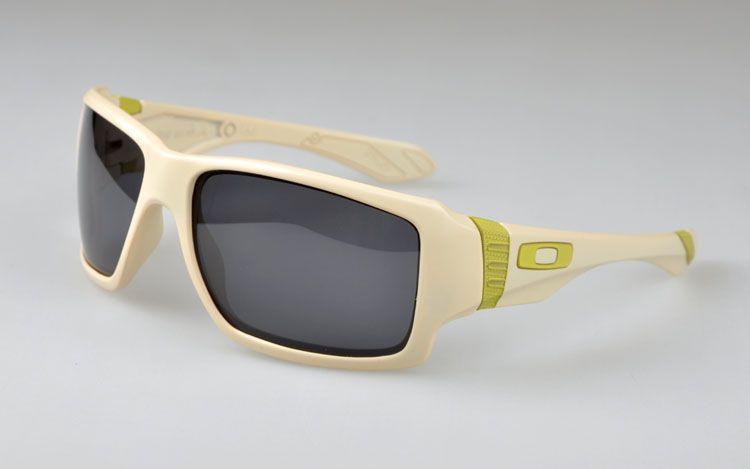 46f714b3a6 ... new zealand popular oakley big taco sunglasses matte bone frame dark grey  lens. cheap 010e9 ...
