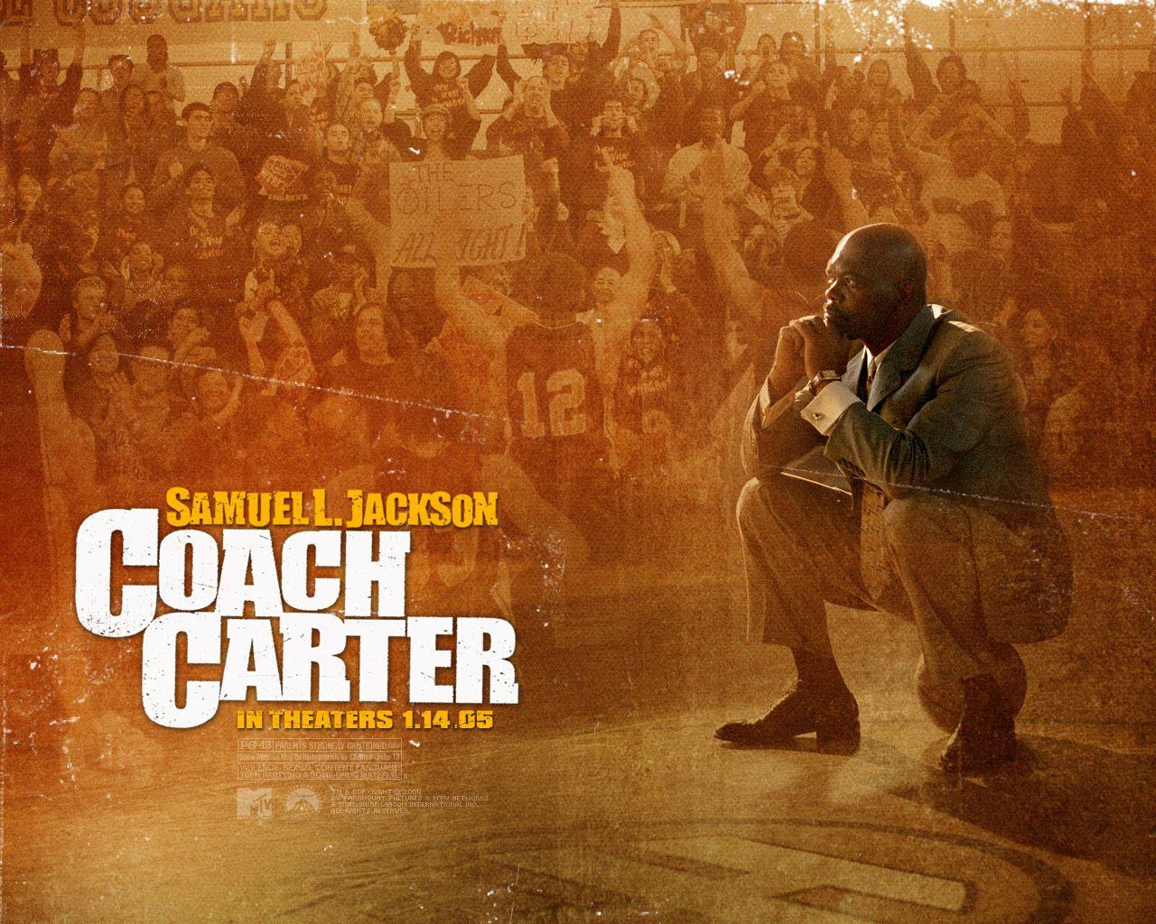 Watch Streaming Hd Coach Carter Starring Samuel L Jackson Rick Gonzalez Robert Ri Chard Rob Brown Contro Sports Movie Inspirational Movies Tv Show Genres
