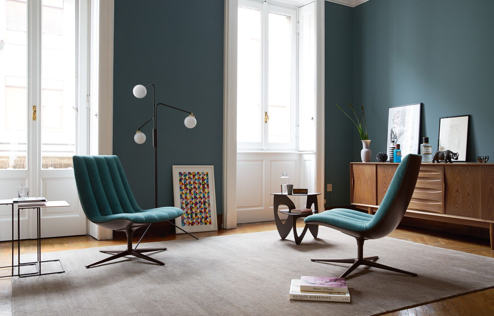 wohnzimmer farbe lounge : Lounge By Pearson Lloyd For Walter Knoll