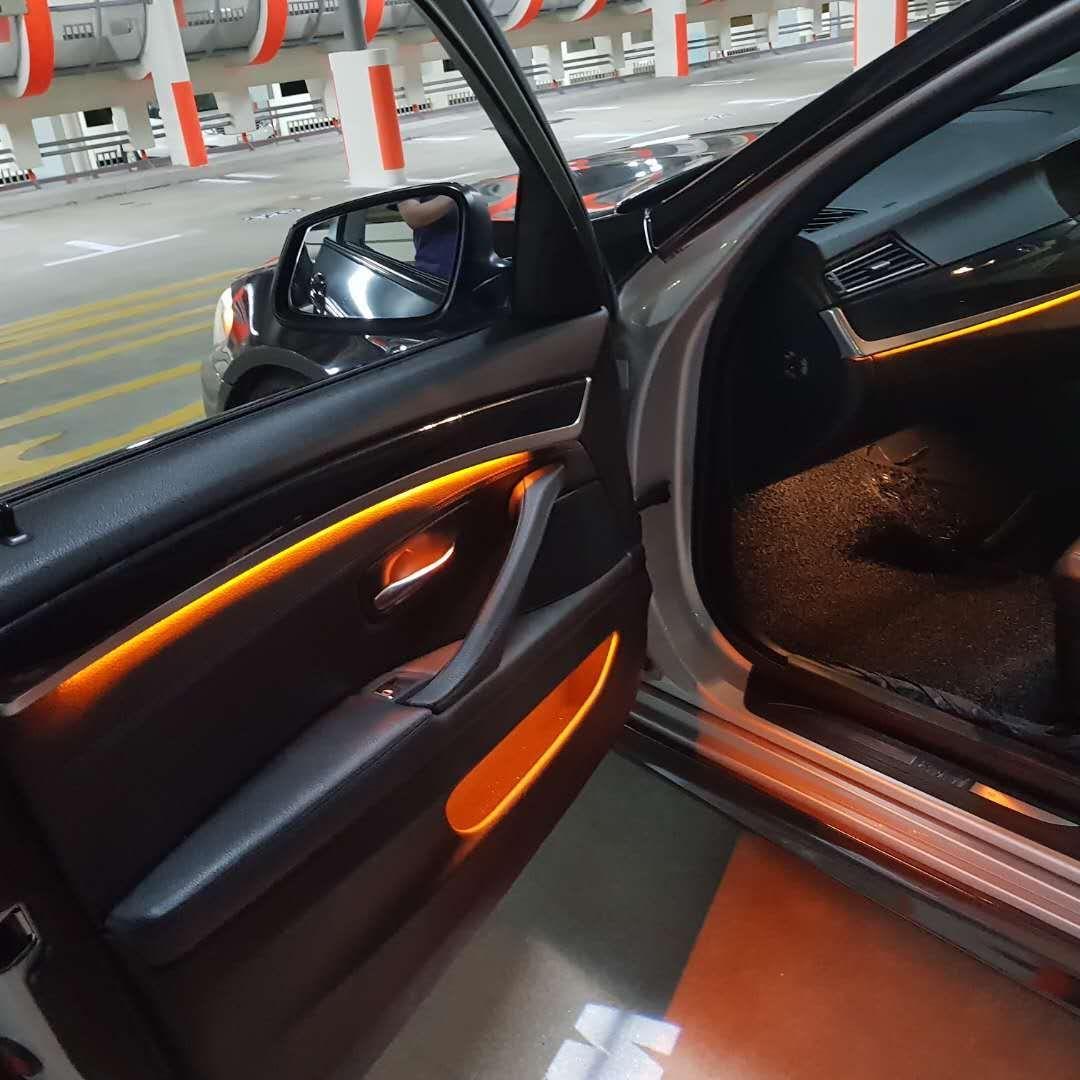 After Market Bmw F10 Interior Door Panel Led Ambient Lighting
