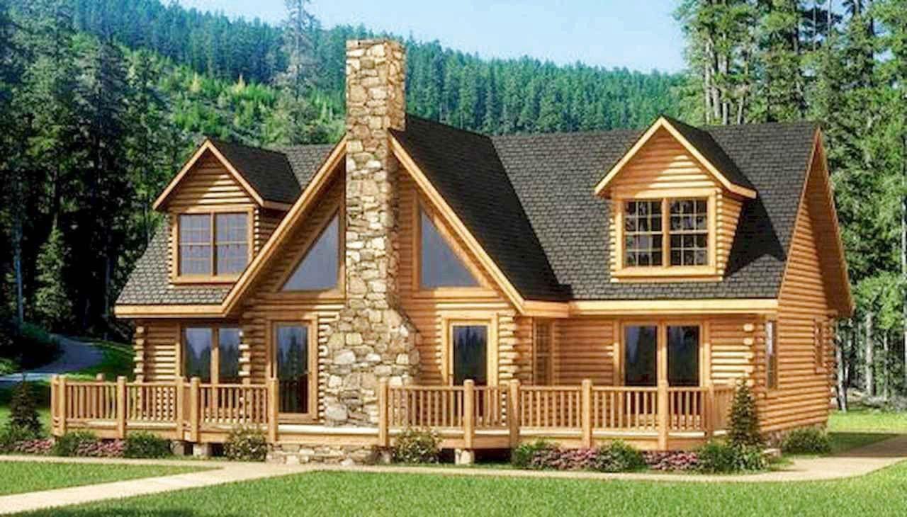 77 Favourite Log Cabin Homes Plans Design Ideas The Expert Beautiful Ideas Log Home Floor Plans Log Home Plan Log Homes Exterior