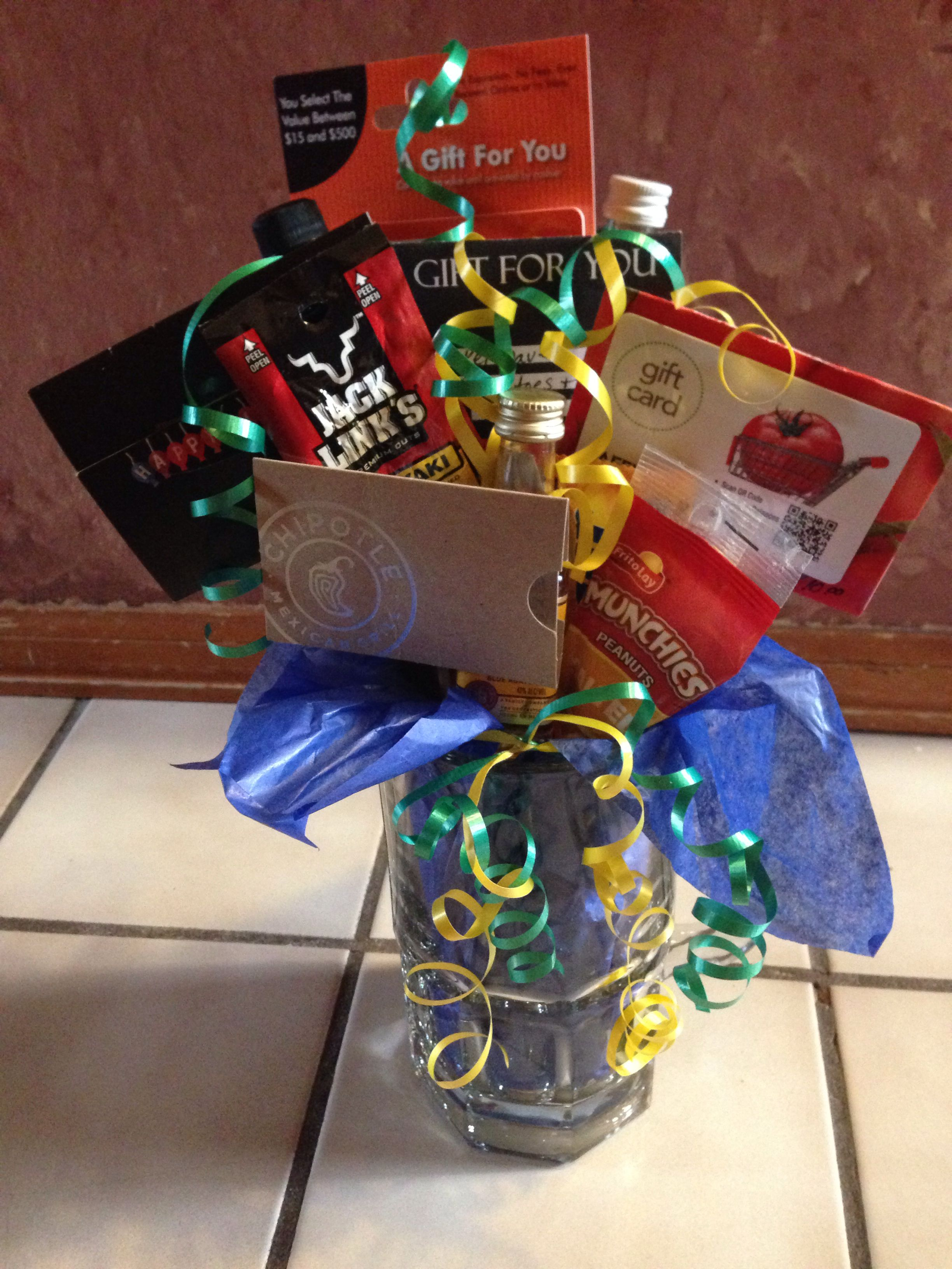 Birthday Gift Baskets For Him Toronto Ideas