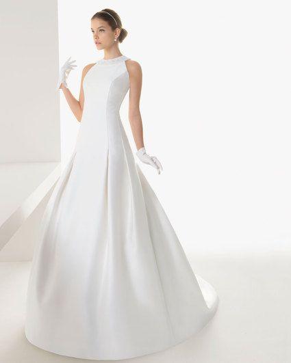 Robe de mariee insolite