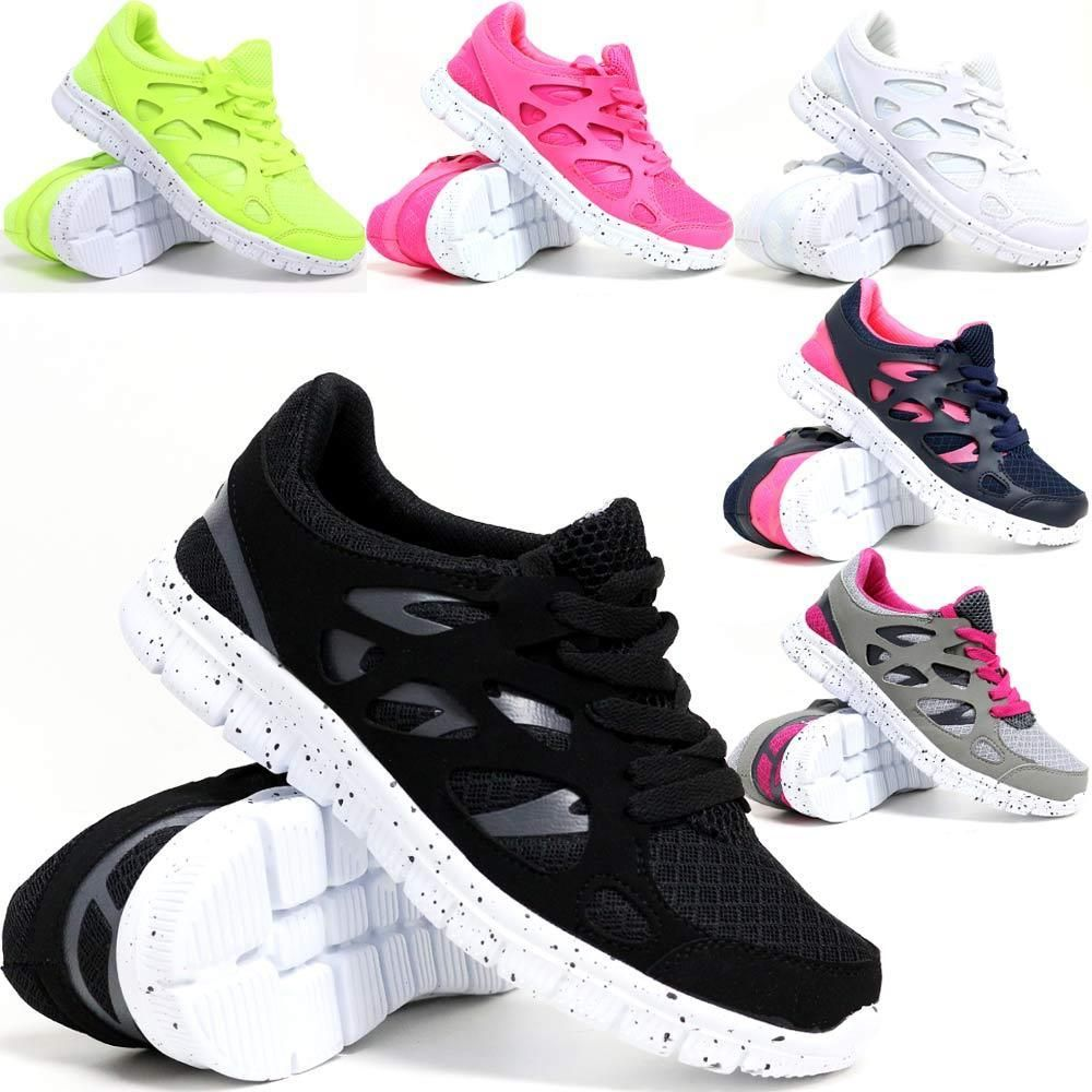 Ladies running trainers womens shock absorbing fitness gym