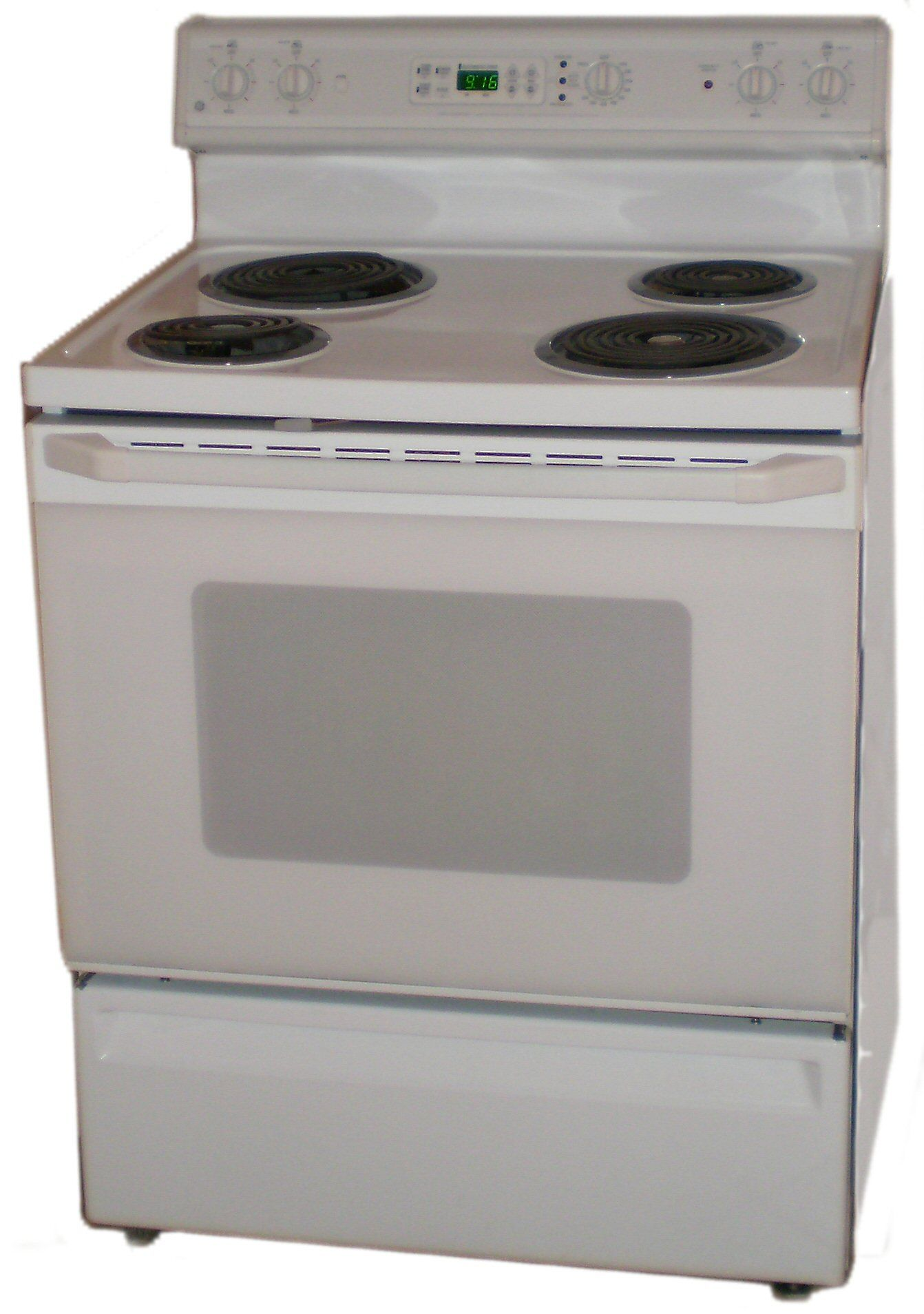 Electric Ovens And Cooktops Tip If You Have The Coil Type Burners