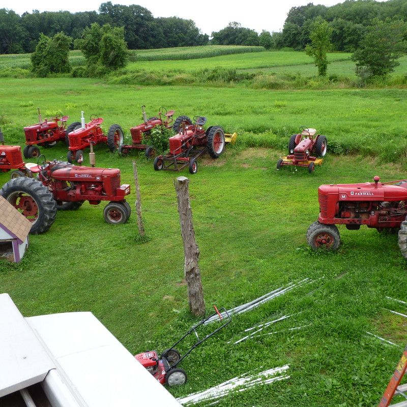 Do you think Red Life deserves to win the Steiner Tractor Parts Photo Contest?  Have your say and vote today for your favorite antique tractor photos!